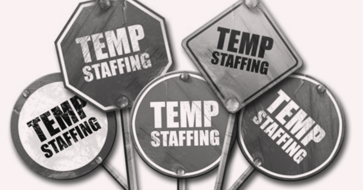 Increase in Temporary Employment During COVID-19 in UK- Is Temporary Work the New Normal?