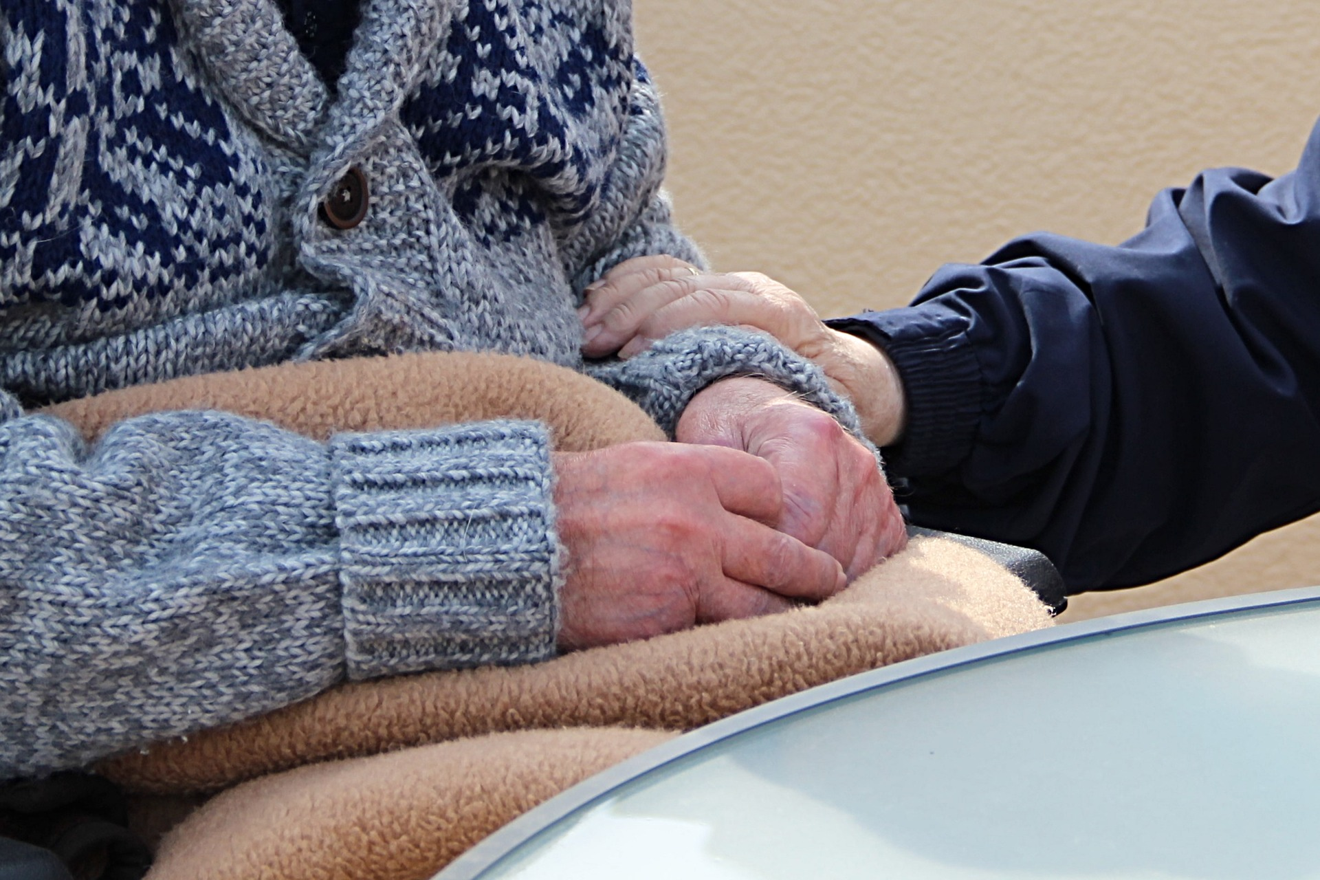 Who is really looking after the elderly in care homes - Crisis in Care Recruitment?